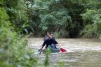 Rowed, rowed, rowed my boat